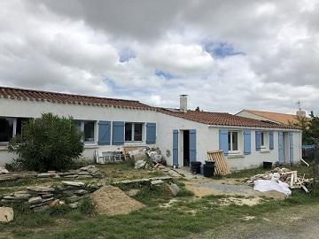 Réhabilitation d'une résidence particulière (85)
