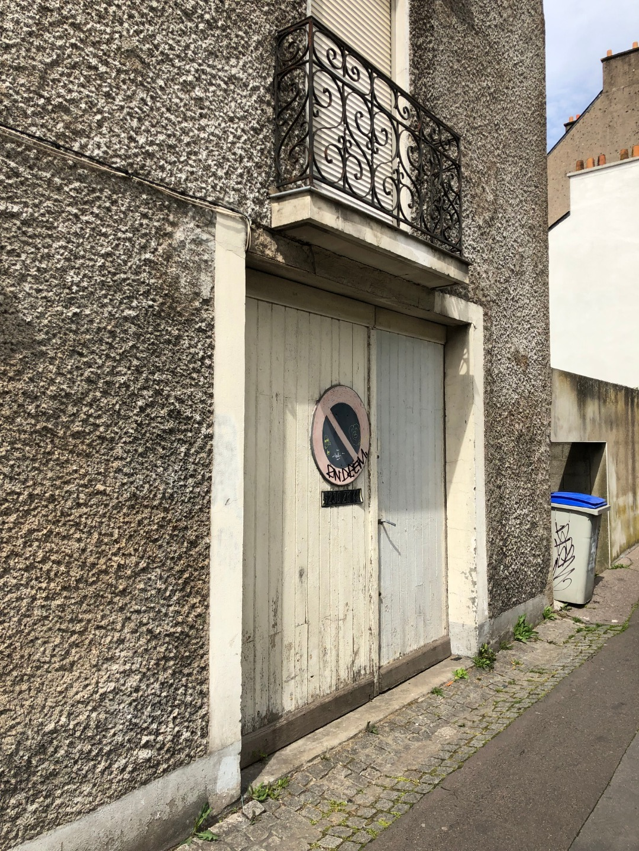 Restauration de façade à la chaux et aux pierres de tuffeau