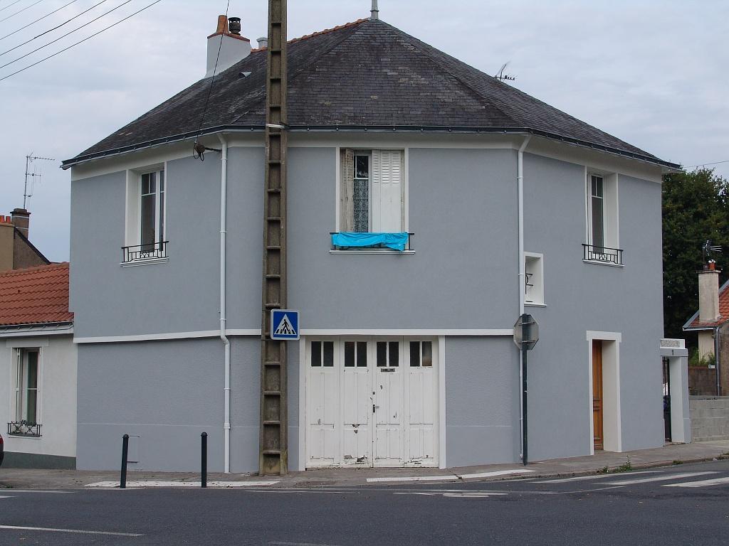 Isolation facades maçonnées