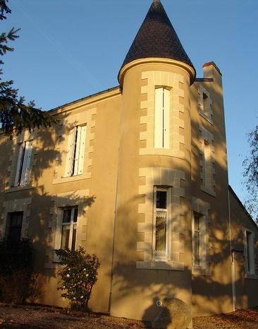 Restauration de façade à la chaux